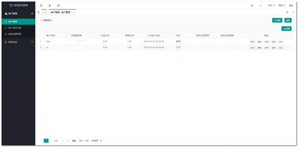Okex欧易合约跟单软件-传奇量化